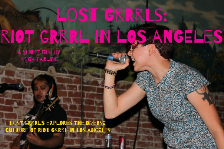 Lost Grrrls: Riot Grrrl In Los Angeles (2015)