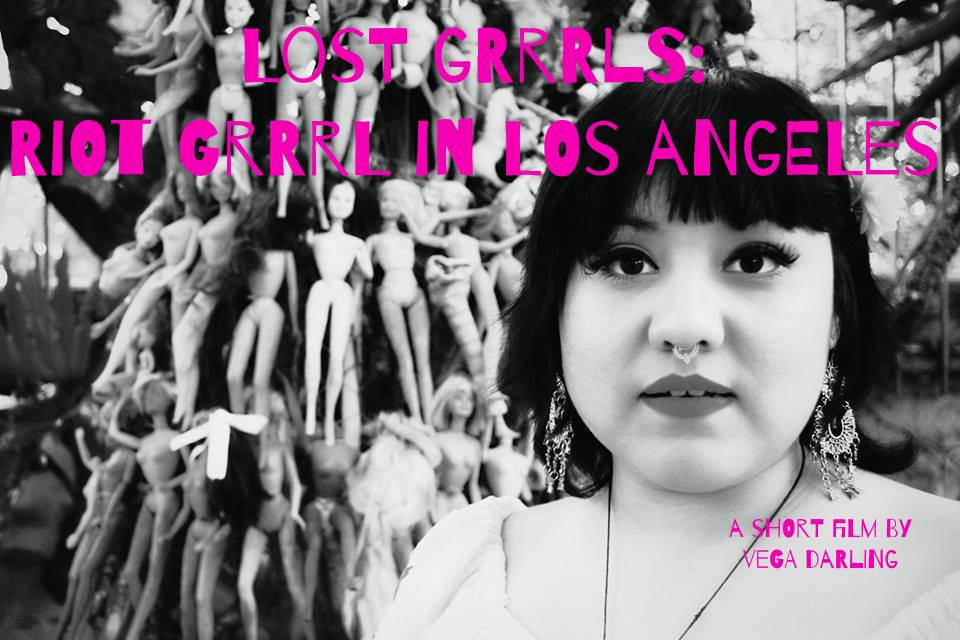 Lost Grrrls promo